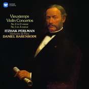 Vieuxtemps: Violin Concertos #4 & #5