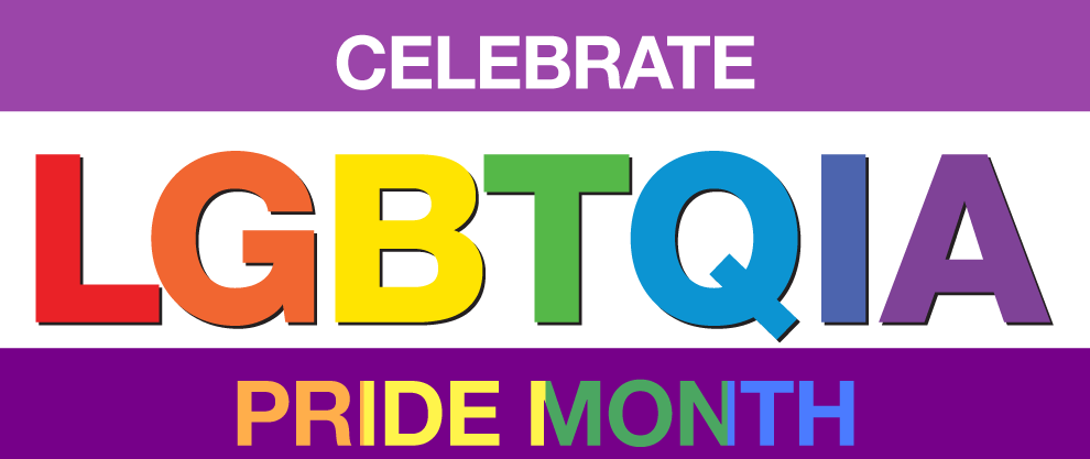 LGBT Pride Month Graphic