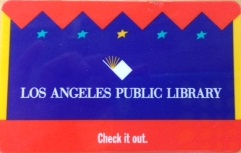 LAPL library card