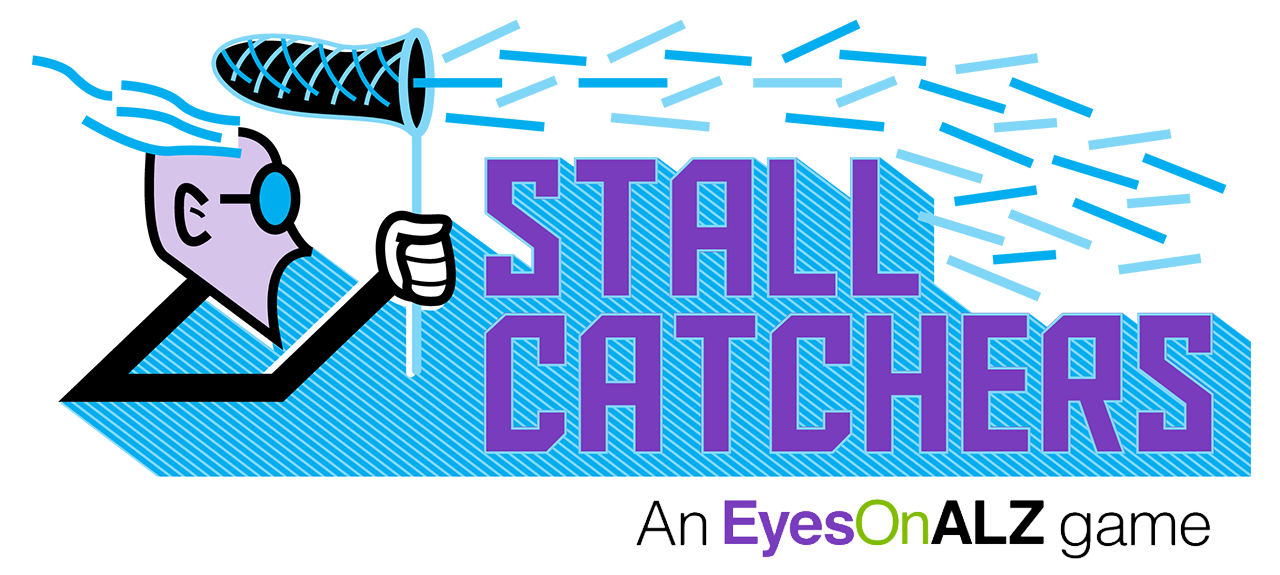 logo for the Stall Catchers game
