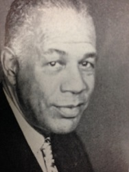 Photo of Victor H. Green from the 1956 Green Book