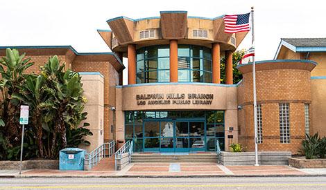 Baldwin Hills Branch Library