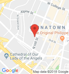Map for Chinatown Branch