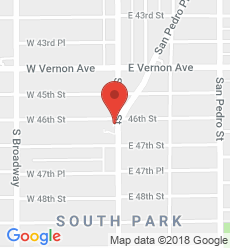 Map for Junipero Serra Branch