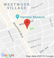 Map for Westwood Branch