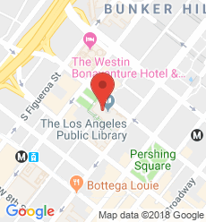 Map for Central Library Branch