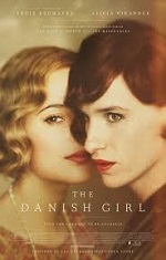 Two women in profile. Movie poster.