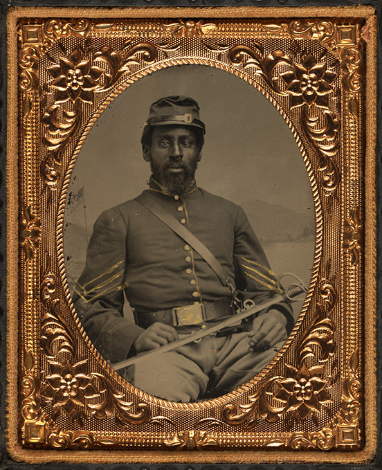 five Black cavalry regiments raised by the Union during the Civil WarFamous African Americans In The Civil War