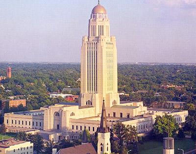 The Nebraska State Capitol
