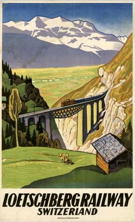 Loetschberg Railway