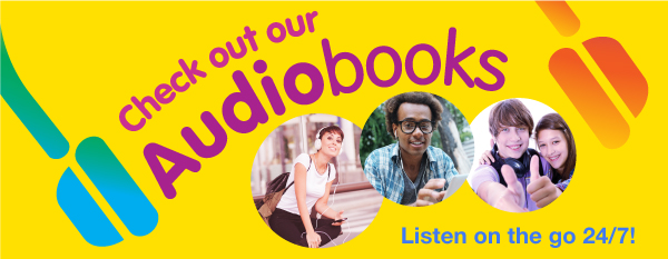Check out our audiobooks