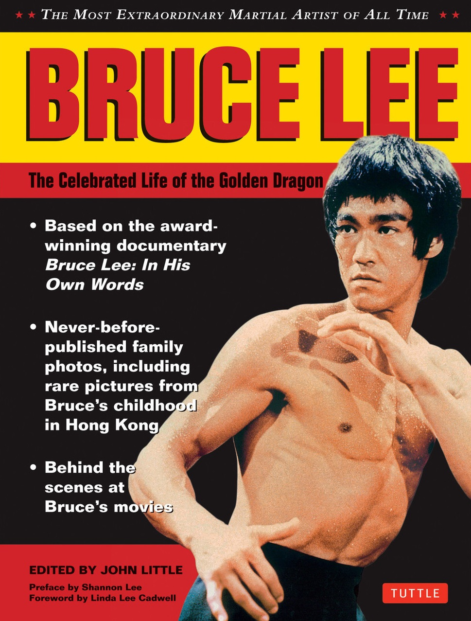 bruce lee golden dragon book cover