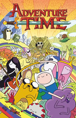 ​Adventure Time Vol. 1