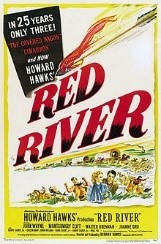 Movie Poster for Red River