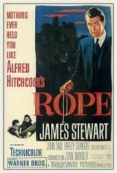 Movie Poster for Rope
