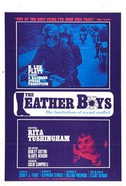 Movie poster for The Leather Boys