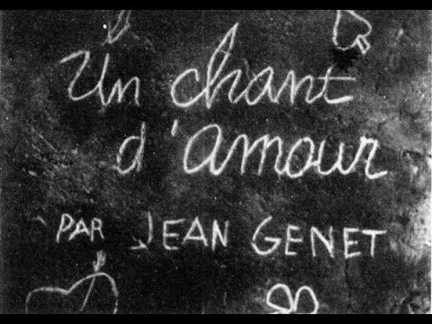 Movie Poster for Un Chant D'amour