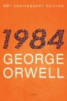 Book cover of 1984