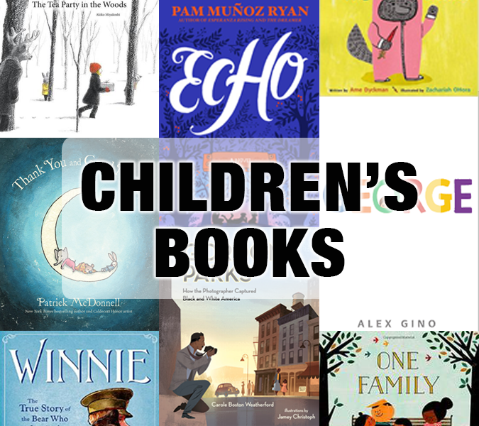 Best children's books of 2015