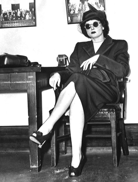 June 16, 1949 Brenda On The Witness Stand