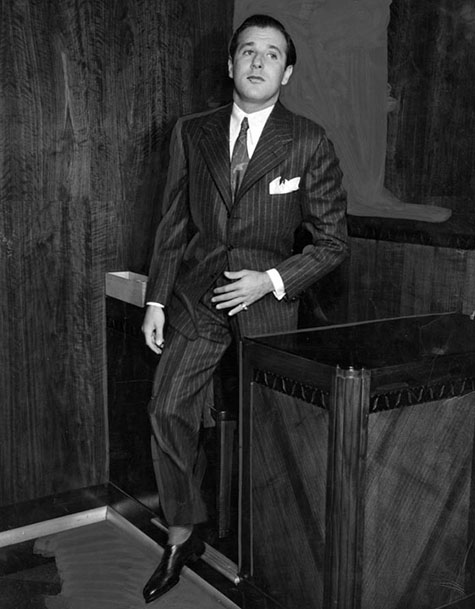 May 26, 1941 Benjamin 'Bugsy' Siegel, Hollywood sportsman