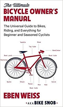 Bicycle Owner's Manual book cover