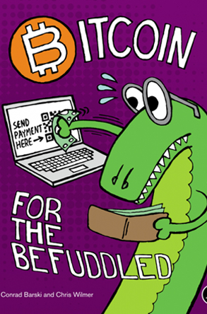 Book cover for Bitcoin for the Befuddled