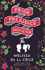 pride prejudice mistletoe book cover