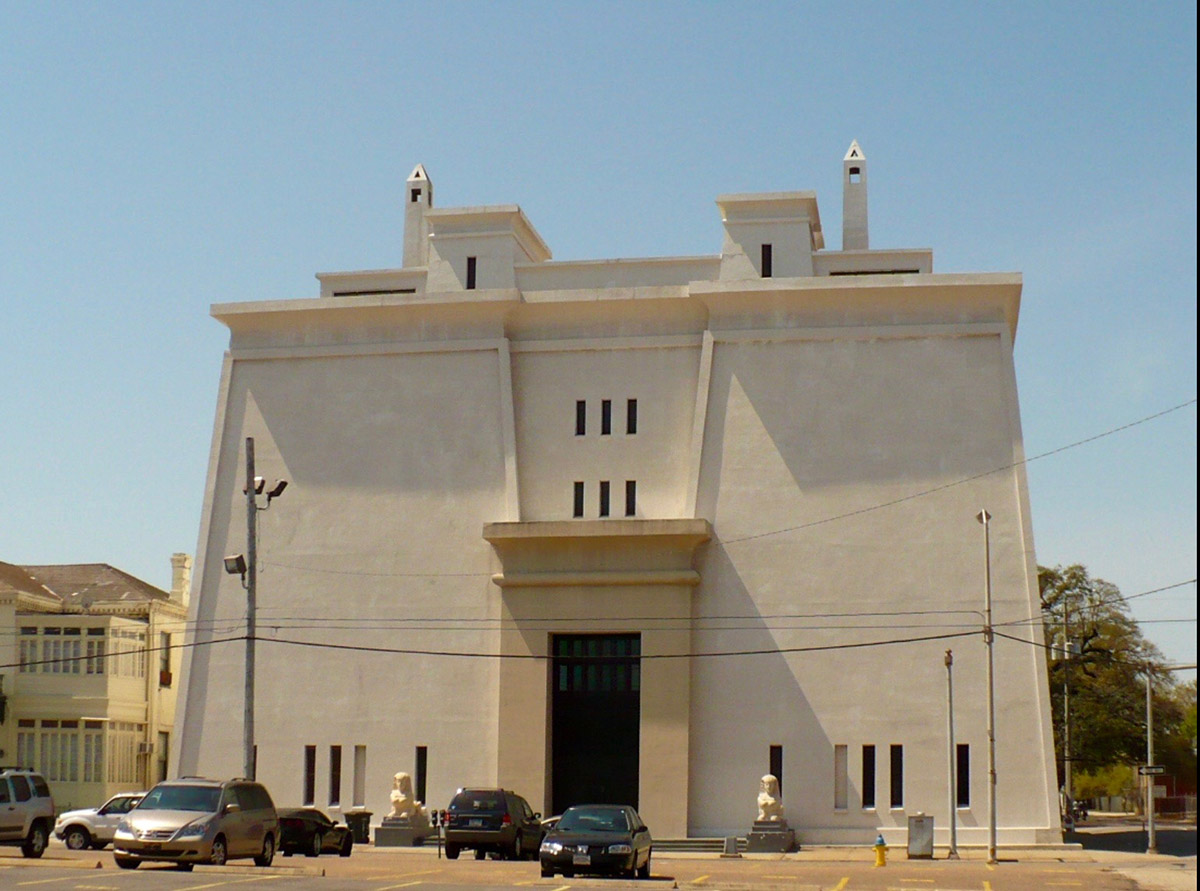 Former Scottish Rite Temple, Mobile, Alabama