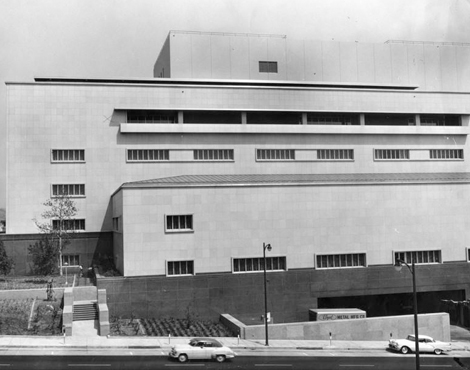Los Angeles County Courthouse, 1959