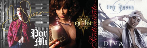 3 albums by Ivy Queen