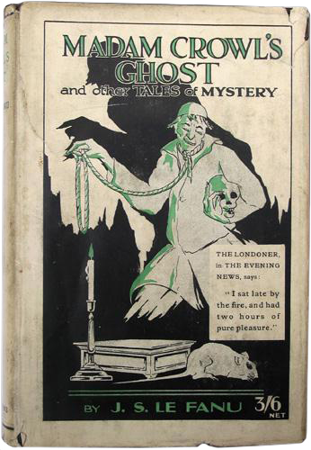 cover of Madam Crowl's Ghost