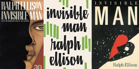 3 book cover of Invisible Man