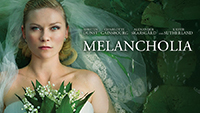 image from the Melancholia film poster