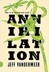 book cover for Annihilation