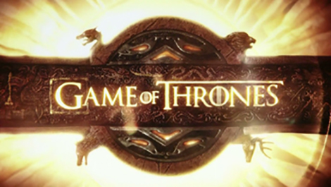 game of thrones title screen shot from the HBO show of the same name