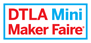 dtla mini maker faire logo
