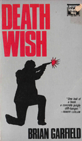 book cover for Death Wish