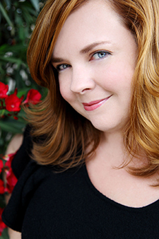 The picture of author Gretchen McNeil