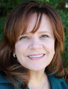 The picture of author Marlene Perez