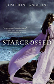 Book cover of STARCROSSED by Josephine Angelini
