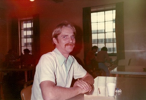 Ken Jones Business Dept. Librarian 1981