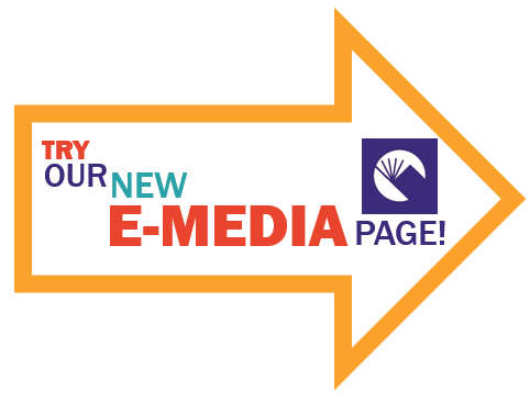 Try our new e-media page