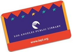 Library e-cards for Los Angeles residents!