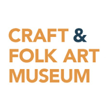 Logo for the Craft and Folk Art Museum