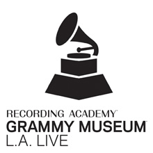 Logo for the GRAMMY Museum