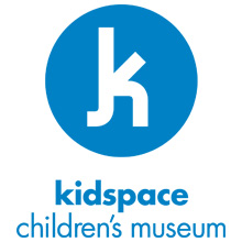 Logo for the Kidspace Children's Museum