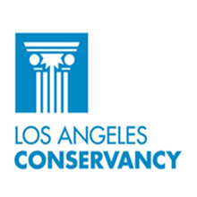 Logo for the Los Angeles Conservancy
