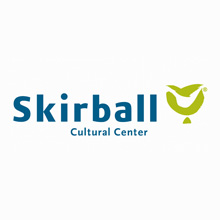 Logo for the Skirball Cultural Center