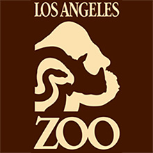 Logo for the Los Angeles Zoo & Botanical Gardens